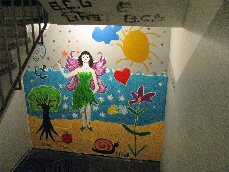 KALLIOLA HALFWAYHOUSE FOR TEENS, Helsinki 09-13