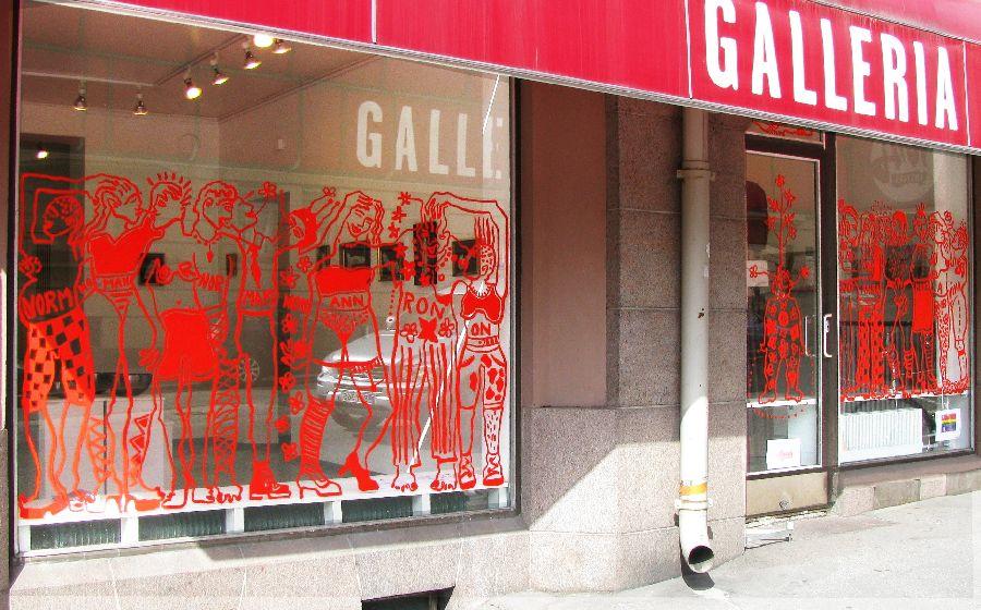 PRIDE 2010 at Ant Gallery, Helsinki