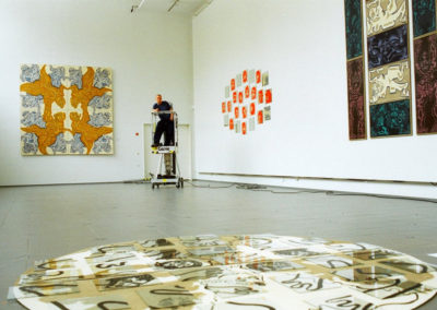 COMMUNICATION at Kanneltalo Gallery, Helsinki 2003