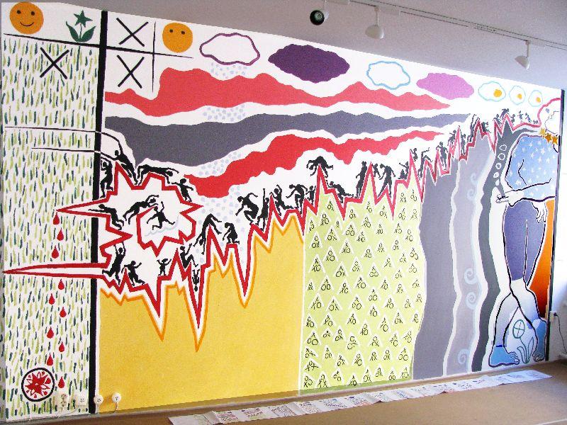 THE STREET at Artist's Studio, Helsinki 2010