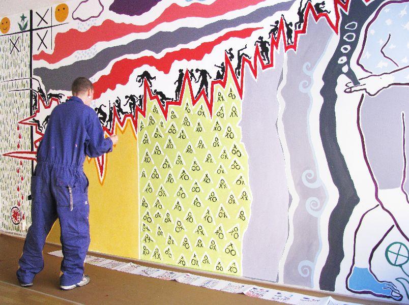 ARTIST'S STUDIO, HELSINKI 2010